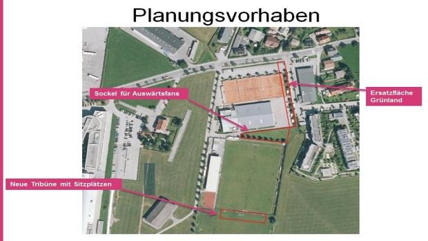 Austria Planung